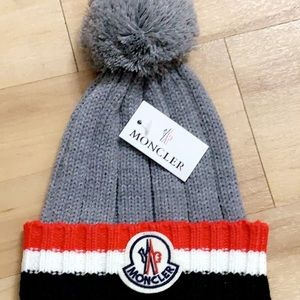 Moncler Kids Winter Hat